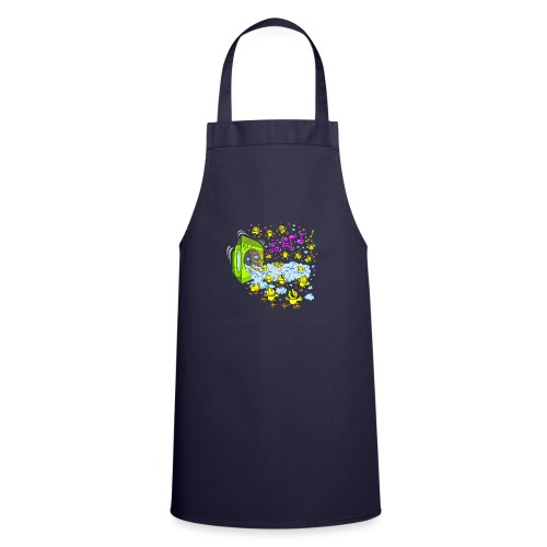 Chicks Foam Party - Cooking Apron
