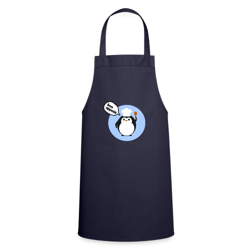 Cute penguin chef - Cooking Apron