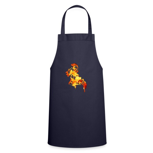 Blazing - Fartuch kuchenny
