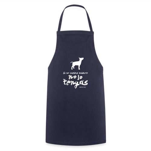 can - Delantal de cocina