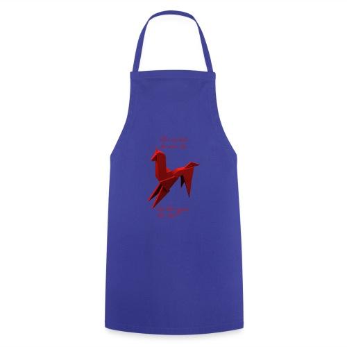 UnicornioBR2 - Delantal de cocina