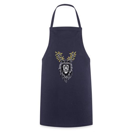 Deer Lion - Cooking Apron
