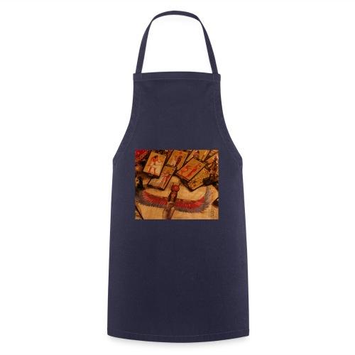 Tarocchi egizi - Grembiule da cucina