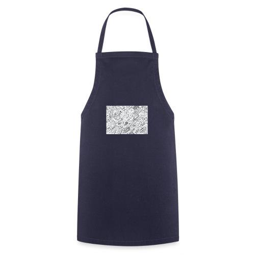 Doodle - Fartuch kuchenny