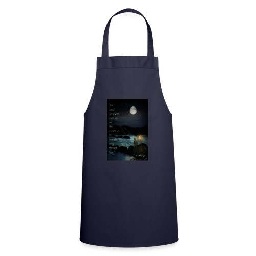 I miss you - Cooking Apron