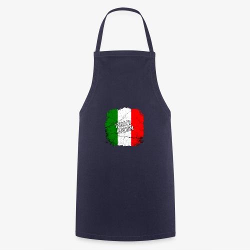 Proud Italian Stolzer Italiener Italienerin - Kochschürze