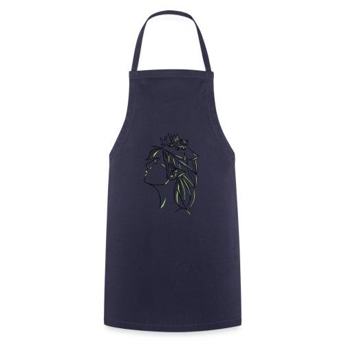 FILLE GRENOUILLE - Tablier de cuisine