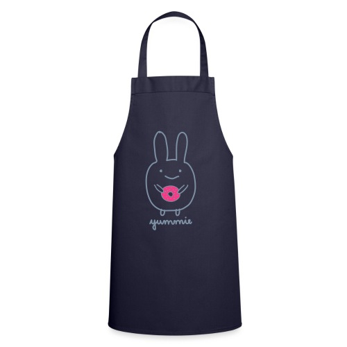 Dirk yummie hase kaninchen bunny häschen donut - Kochschürze