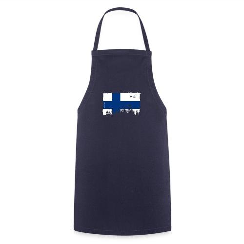 Suomen lippu, Finnish flag T-shirts 151 Products - Esiliina