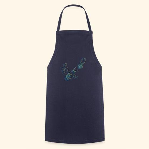 boulderfragment - Kochschürze