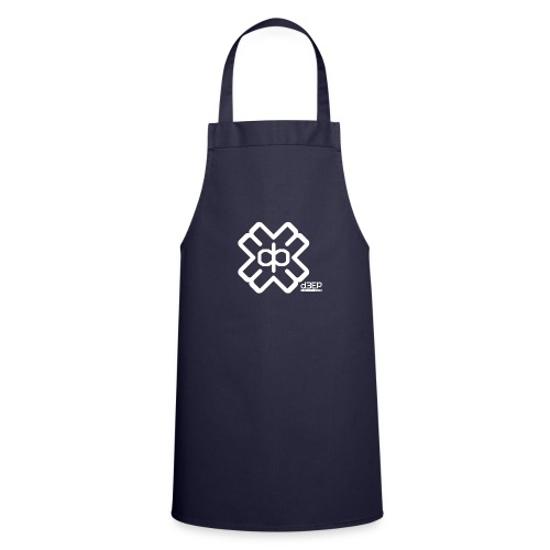 July D3EP Blue Tee - Cooking Apron