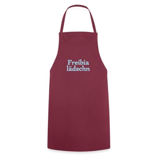 Freibialädschn (hochdeutsch: Freibiergesicht) - Kochschürze