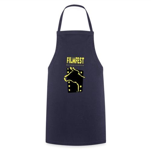 Filmfest Logo - Kochschürze