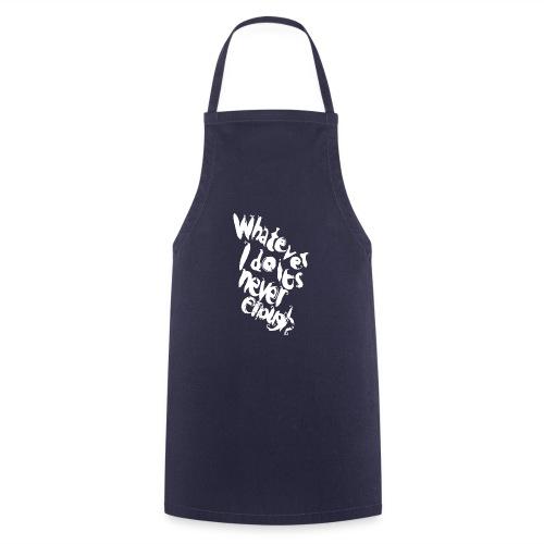 WIDINE WHT - Grembiule da cucina