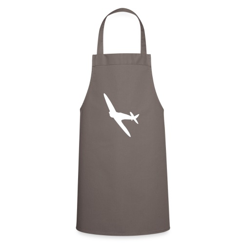 Spitfire Silhouette - Cooking Apron