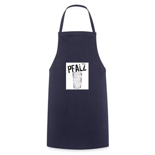 Pfalzshirt mit Dubbeglas, weiß - Kochschürze