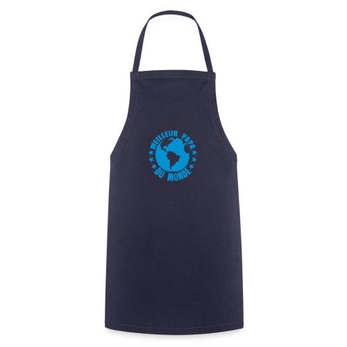 meilleur papa du monde terre planete - Tablier de cuisine