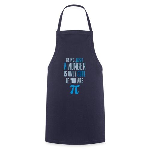 Zahl Pi Geek Spruch - Kochschürze