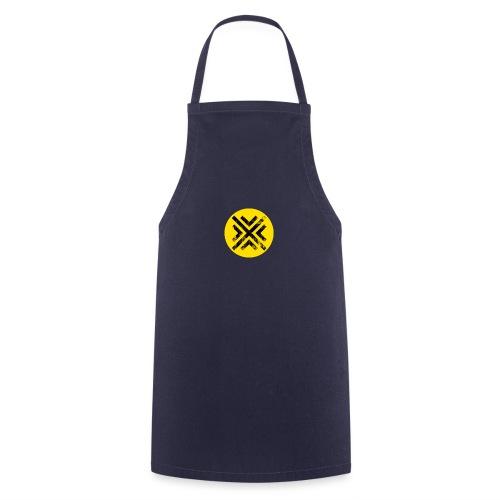 Símbolo Central - Delantal de cocina