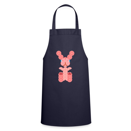 The Rabbit Of Life - Sacred Animals - Cooking Apron