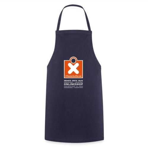 pflasterkoffer hoodie vorne01neu - Kochschürze