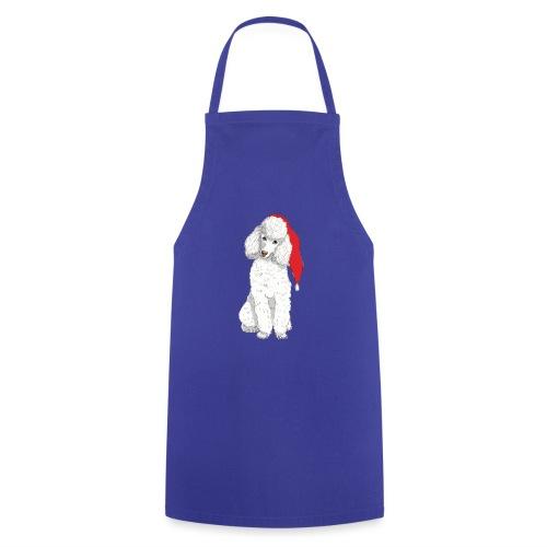 Poodle toy W - christmas - Forklæde