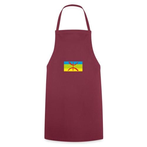 drapeau berbere tamazgha - Tablier de cuisine