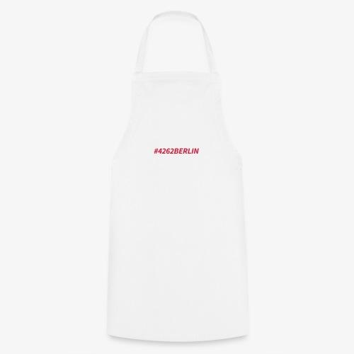 #4262berlin - Kochschürze