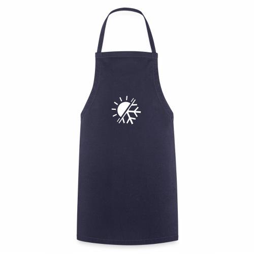 Sonne & Schnee pur - Kochschürze