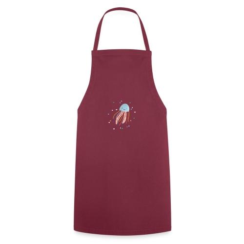 Pieuvre Lilou - Tablier de cuisine