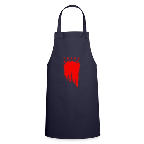 Leave a mark vector - Cooking Apron