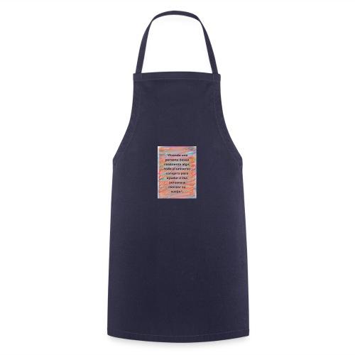 Frasecita - Delantal de cocina