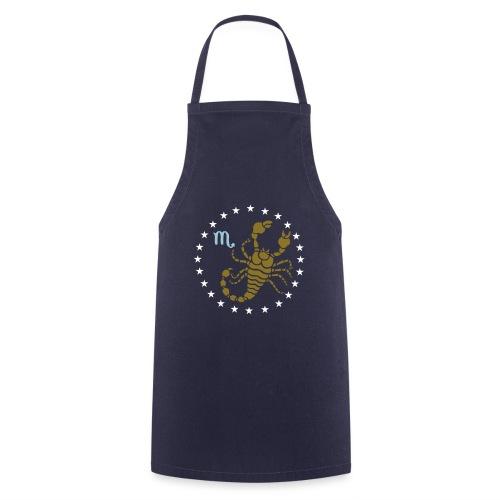 THE MUG : Zodiaque Scorpion - Cooking Apron