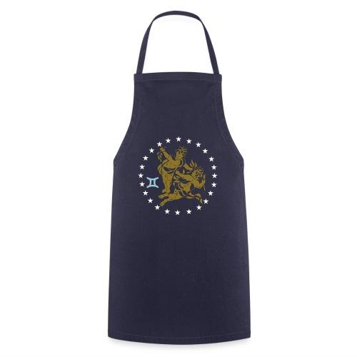 Tablier de cuisine : Zodiaque Gémeaux - Cooking Apron