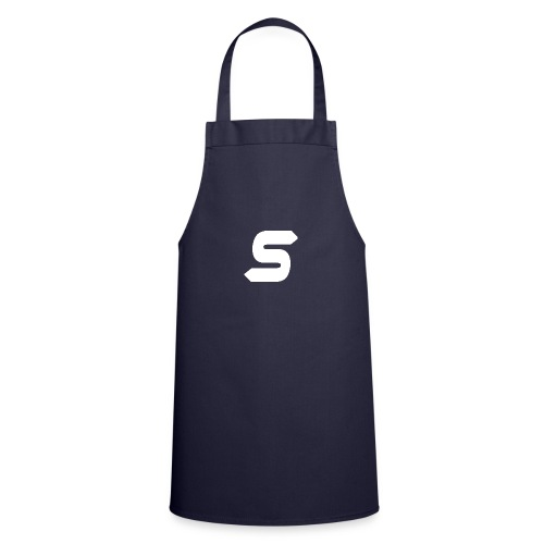 White Design - Cooking Apron