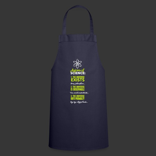 axioms ofscience 3point final - Cooking Apron