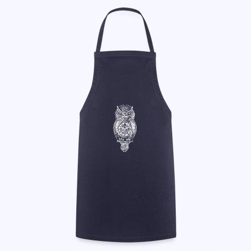Eule - Kochschürze