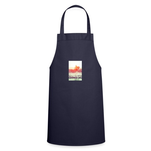 sunset surf jpg - Cooking Apron