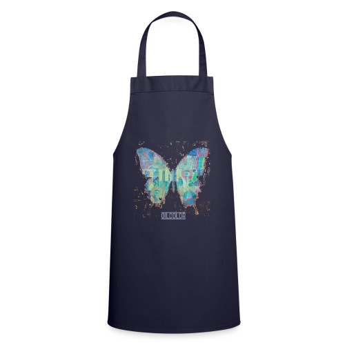 wounded butterfly - Cooking Apron