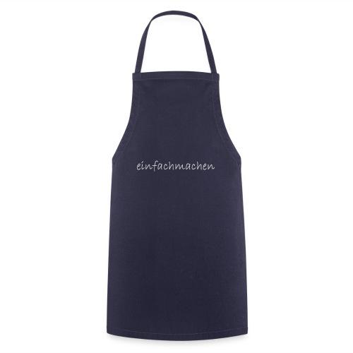 einfachmachen - Kochschürze