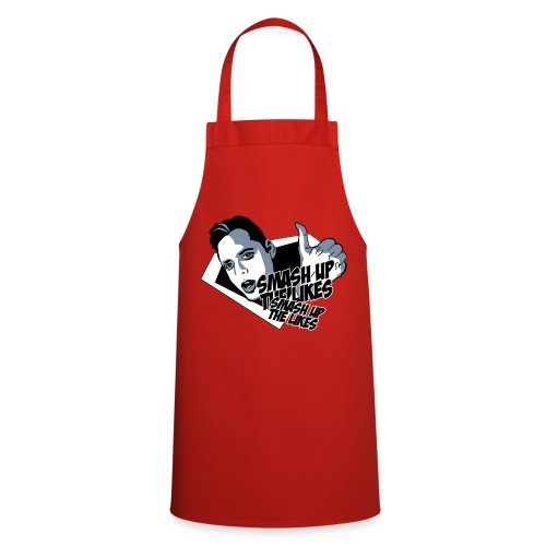 Smash Up the Likes - Cooking Apron