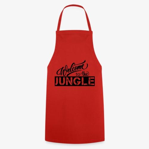 welcome to the jungle - Tablier de cuisine