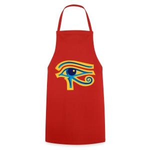 Ägypten-Auge des Horus - Kochschürze