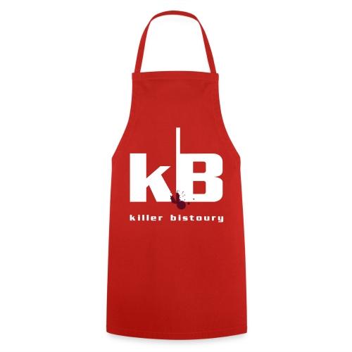 killer bistoury black - Grembiule da cucina