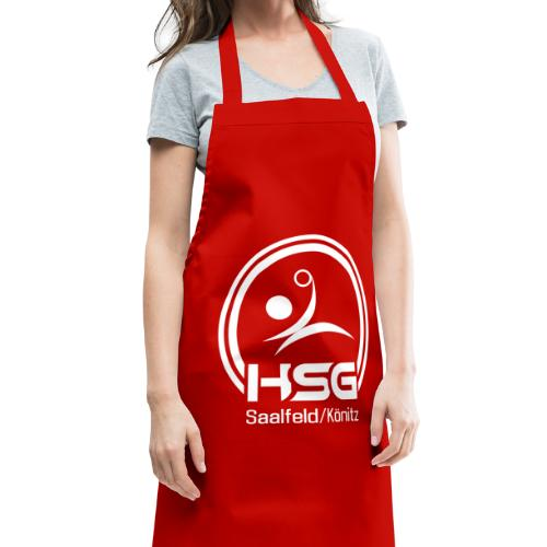 Logo HSG Saalfeld Koenitz - Kochschürze