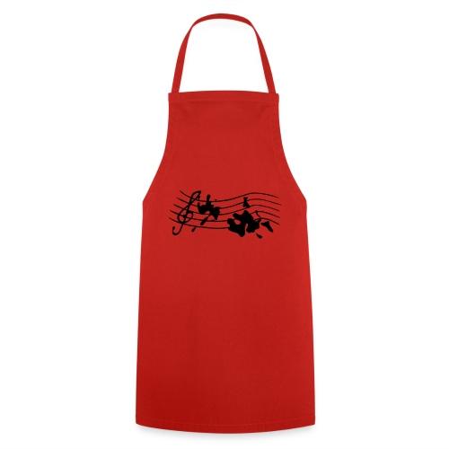 Farbnoten - Kochschürze