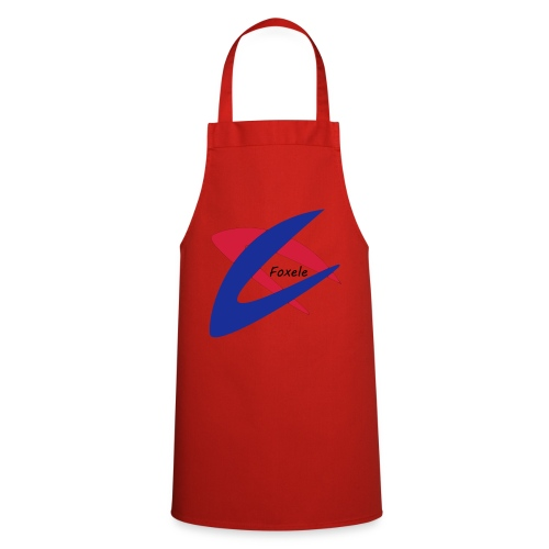 Red/Blue - Cooking Apron