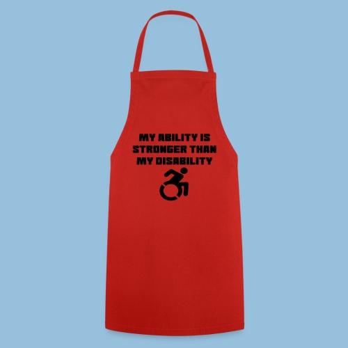 Ability2 - Keukenschort