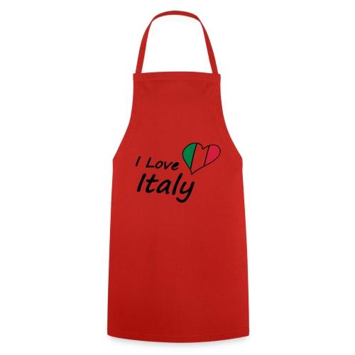 I Love Italy - Kochschürze