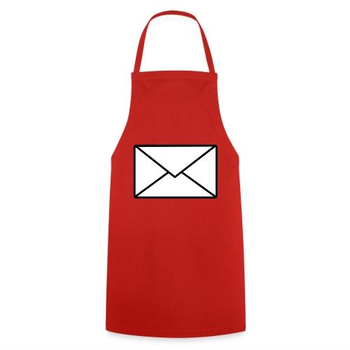 Brief - Kochschürze
